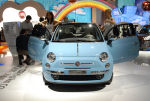 2010 Paris Motor Show: Fiat, Lancia and Chrysler
