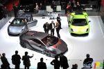 2010 Paris Auto Show Prototypes: Lamborghini Sesto Elemento