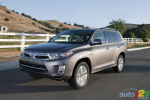 2011 Toyota Highlander Hybrid First Impressions