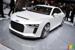 2010 Paris Auto Show Prototypes: Audi Quattro