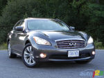 2011 Infiniti M56x AWD Review
