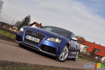 2011 Audi RS 5 First Impressions