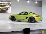 2010 LA Auto Show: Porsche Cayman R
