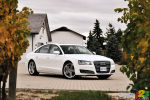 2011 Audi A8 First Impressions