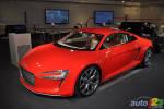 2012 Audi R8 e-tron First Impressions