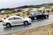 2010 Mitsubishi Lancer Evolution, 2011 Subaru Impreza WRX STI 4-door