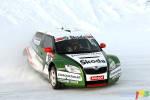 Troph�e Andros: Jacques Villeneuve s�duit par la course sur glace ! (+photos)