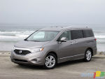 2011 Nissan Quest First Impressions