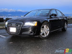 2011 Audi A8 4.2 Quattro FSI Premium Review