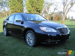 2011 Chrysler 200 First Impressions