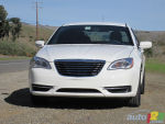 Chrysler 200 2011 : premi�res impressions
