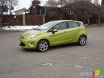 2011 Ford Fiesta SES Review