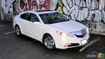 2011 Acura TL SH-AWD Review