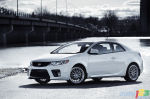 2010 Kia Forte Koup SX R Review