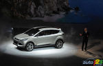 Detroit 2011: Ford unveils the Vertrek Concept, should replace Escape (video)