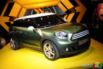 Detroit 2011: MINI shows off Paceman Concept (video)