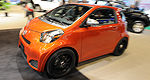 Montreal 2011: Scion iQ makes its first steps in Canada (video)