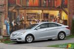2011 Hyundai Sonata GL Review