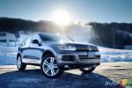 2011 Volkswagen Touareg TDI Clean Diesel Comfortline Review