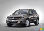 New photos of the 2012 Volkswagen Tiguan