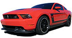 Ford Mustang Boss 302 2012 : premières impressions