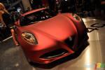 Geneva 2011: Alfa Romeo 4C Concept in all its glory