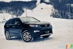 2011 Kia Sorento SX AWD Review