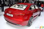 Geneva 2011: Audi A3 Concept in all its glory (picture gallery)