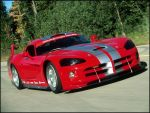 DODGE TO PRODUCE VIPER COUPE FOR RACING