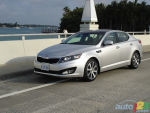 2011 Kia Optima First Impressions