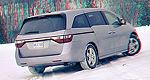 3D Photo gallery of the 2011 Honda Odyssey Touring