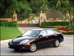 2002 LEXUS ES 300: AN ALL-NEW MODEL OF REFINEMENT