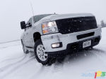 2011 Chevrolet Silverado 2500HD Review