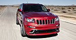 New York 2011: Jeep presents the ultimate SUV - the 2012 Grand Cherokee SRT8