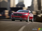 New York 2011: Presenting the 2013 Ford Taurus SHO and its 365 ponies