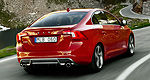 New York 2011: Volvo gives S60 R-Design more power