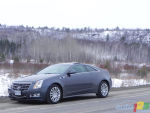 2011 Cadillac CTS4 Coupe Review (video)