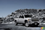 2011 Chevrolet Silverado 2500 HD LTZ Review
