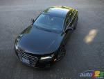 2012 Audi A7 Premium Plus Review