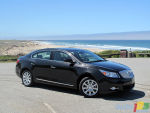2012 Buick LaCrosse eAssist First Impressions