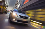 Nissan Canada announces lowest MSRP in Canada for all-new 2012 Nissan Versa Sedan