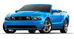 2012 Ford Mustang GT Convertible Review