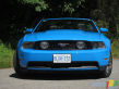 2012 Ford Mustang Convertible GT