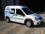 2012 Ford Transit Connect Electric First Impressions