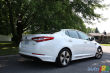 2011 Kia Optima Hybrid First Impressions