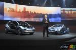 BMW i reveals i3 Concept and i8 Concept
