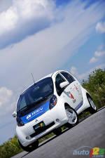 2011 Mitsubishi i-MiEV First Impressions