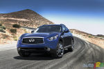 Essence Concept-inspired 2012 Infiniti FX launches