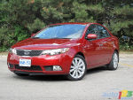 2011 Kia Forte SX Luxury Review