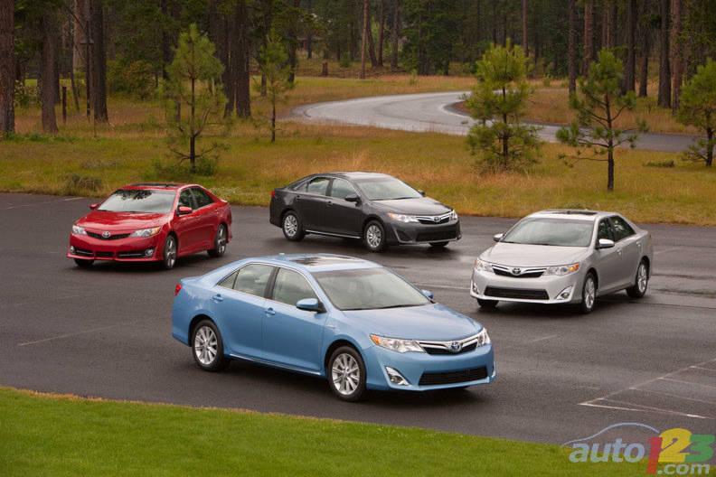 Новая Toyota Camry будет дороже …